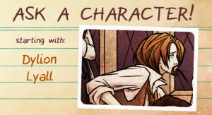 ask a character